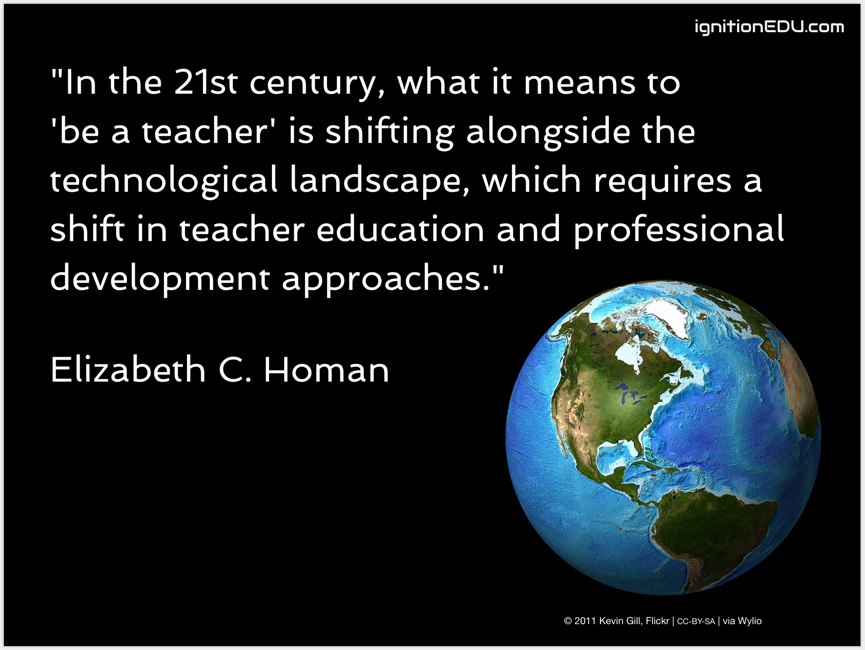 Quote by Liz Homan
